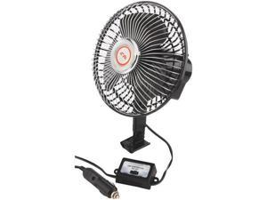 Custom Accessories 40009 Auto Oscillating Fan-OSCILLATING AUTO FAN