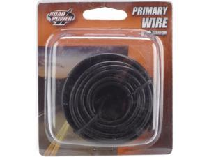 Woods Ind. 16-1-11 PVC-Coated Primary Wire-24' 16GA BLK AUTO WIRE
