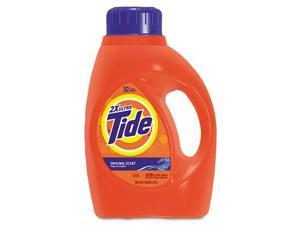 Ultra Liquid Tide Laundry Detergent, 50oz Bottle