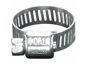 "Ideal Corp. 1/4"" - 5/8"" Clamp 6204053 Pack of 10"