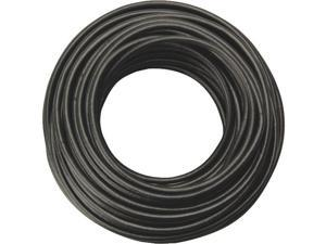 Woods Ind. 10-1-11 PVC-Coated Primary Wire-7' 10GA BLK AUTO WIRE