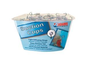 Adams 6500-74-3848 Bulk Counter Display Of Suction Cup Hooks