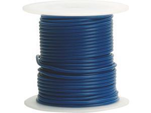 Woods Ind. 18-100-12 Primary Wire-100' 18GA BLUE AUTO WIRE