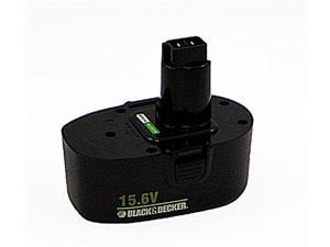 Black & Decker Replacement 15.6V BATTERY PACK # 418999-04