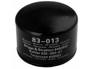Oregon 83-013 Oil Filter Replaces B&S 492932 John Deere LG492932