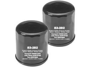 Oregon 83-282 Oil Filter (2 Pk) Replaces John Deere AM101054