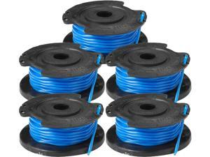Ryobi P2000 & P2002 String Trimmer Spool w/Line (5 Pk) # 3110382AG-5pk