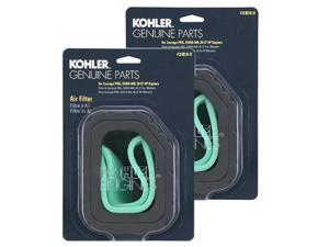 Kohler (2 Pack) 32 883 03-S1 Air Filter Element w/Pre Cl. Courage Twin SV710-740