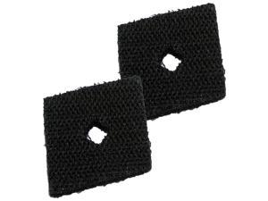 Black & Decker MS550/MS600/MS800B Sander Rpl (2 Pack) Pad Tip # 90558534-2pk