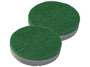 Black & Decker Scumbuster (2 Pack) Green Scrub Pad # 173948-01-2pk