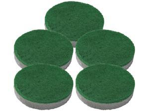 Black & Decker Scumbuster (5 Pack) Green Scrub Pad # 173948-01-5pk