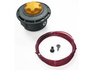 Ryobi RY29550 / RY30530 Trimmer Reel Easy String Head Assembly # 120950010