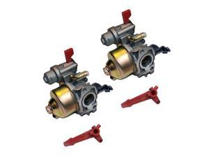 Homelite HL252300 Pressure Washer 2 Pack Carburetor Assembly # 099980425067-2PK