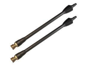 Ryobi RY14122 Pressure Washer (2 Pack) Replacement Spray Wand # 308494065-2pk