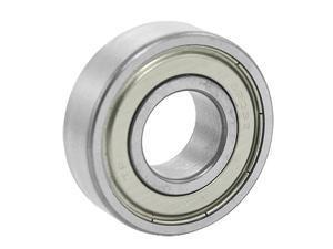 6203Z Deep Groove Double Metal Shields Metric Ball Bearing 17 x 40 x 12mm