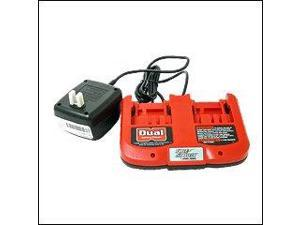Black & Decker Firestorm 24 Volt Dual Port Charger 90503211-01 # 5106551-20