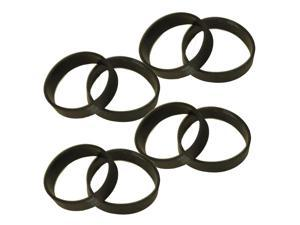 Shark Euro-Pro FM430 Replacement (4 Pack) 1050FC Belt (4 total) # EU-10045-4pk