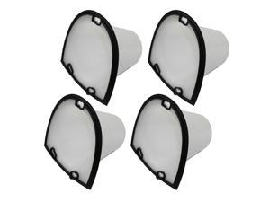 Black & Decker CHV1400 Replacement 4 Pack Dustbuster Pre-Filter # 598083-00-4PK