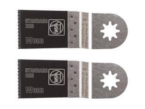 Fein 6-35-02-133-11-0 Replacement (2 Pack) 1-3/8-Inch Standard E-Cut Blade # 63502133110-2pk