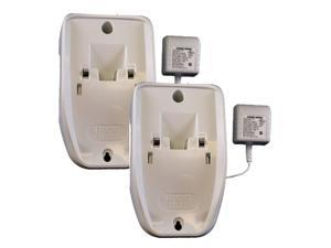 Black & Decker Replacement (2 Pack) Charger For CHV1218 Vacuum # 90544223-2pk