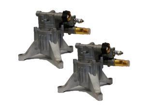 "Homelite Pressure Washer (2 Pack) Pump Vertical Mount 7/8"" Shaft- FITS ANY MODEL # 308653052-2pk"