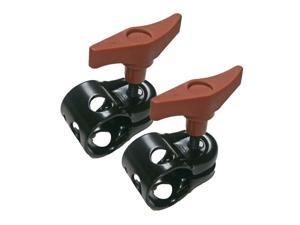 """Toro 51954 17"""" Curved Shaft Gas Trimmer (2 Pack) Replacement Boom Clamp # 308045008-2pk"""