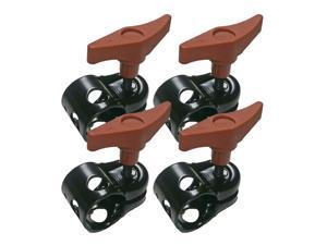 """Toro 51954 17"""" Curved Shaft Gas Trimmer (4 Pack) Replacement Boom Clamp # 308045008-4pk"""