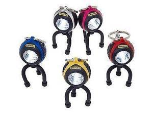 Stanley Set of 10 Mini Squid-Brite LED Keychain Light # V31183-2pk