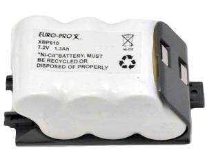 Shark Euro-Pro U610 Vacuum Replacement (2 Pack) XBP610 Battery # EU-36000-2pk
