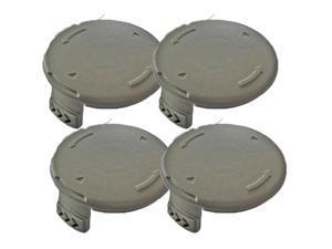 Ryobi P2002 P2000 18V String Trimmer (4 Pack) Replacement Spool Cap # 522994001-4pk