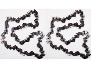 "Black & Decker CCS818 (2 Pack) Replacement 8"" Chain # 90597662-2pk"