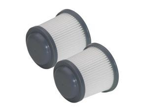 Black and Decker BDH2000PL Vacuum (2 Pack) Replacement Filter # 90552433-03-2PK