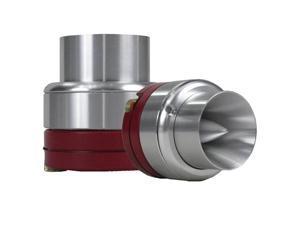 Cadence Acoustics CVL Series CVLT60, 25mm 100 Watt Peak Power Titanium Bullet Tweeter