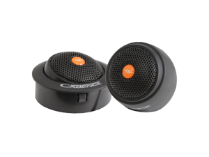 Cadence Acoustics ZRS Series ZRS30T, 25mm 60 Watt Peak Power Silk Soft Dome Neodymium Tweeter