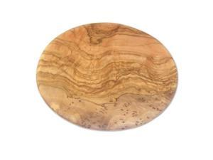 Berard Olive Wood Round Cutting Board - 9""