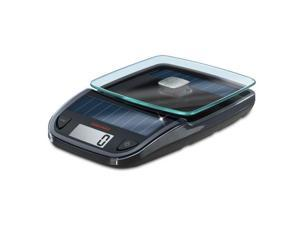 Soehnle Easy Solar Kitchen Scale - Black