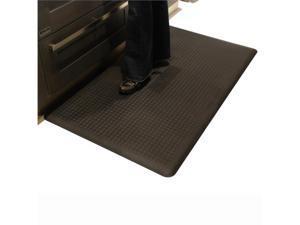 WellnessMats Maxum Mat - Black - 5' x 3'