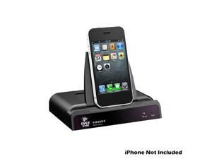 Pyle iPod/iPad/iPhone Docking Station with Remote Control