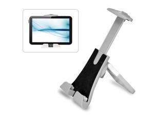 New Pyle PTPAD10 Portable Tablet Stand / Holder Adjustable & Hand Grip Reclining For iPad, Kindle, Android, eReader Samsung Galaxy, Google Nexus etc.