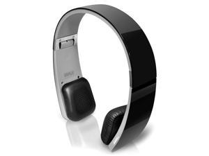 Pyle Sound 6 PHBT6B  Bluetooth 2-in-1 Stereo Headphones with Built-in Mic (Black)