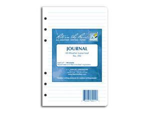 """Rite in the Rain Rite in the Rain Journal Loose Leaf Paper - 4 5/8"""" x 7"""""""