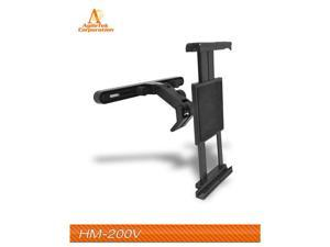 "Mobotron HM-200V Car Headest Mount for 5""-12"" Mobile and Tablet Devices"
