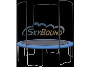 SkyBound 12 ft. (Trampoline Frame Size) Replacement Netting for Multiple Universal Pole Enclosure Systems . (Fits Brands Airmaster / All American / Bounce Pro / Sports Power / Hedstrom) (Net Only)