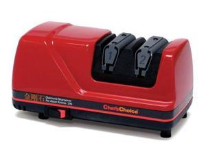 Chefs Choice M316 Sharpener for Asian Knives, Red