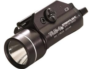 Streamlight TLR-1S Strobe Wpn Lt 69210 Rail Mounted Flashlight