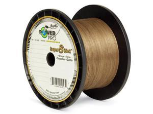 Power Pro Micro Braid Line 31100150300T 15 lb X 300 Yd Timber Brown Super Slick