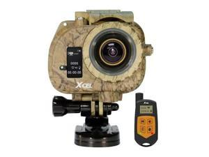 Spypoint XCEL HD2 Hunt Action Camera in Camo-1080 HD Xcel