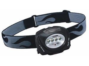Princeton Tec Quad LED Headlamp : Black