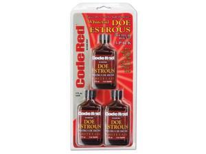 Code Blue Code Red Doe Estrus 3-Pack 2oz Bottles OA1191