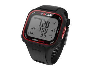 Polar RC3 GPS Enabled Sports Watch Black 90051076